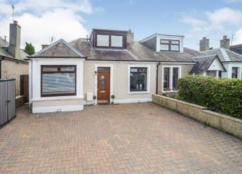 Thumbnail 4 bed semi-detached bungalow for sale in Restalrig Avenue, Edinburgh