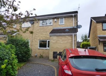 Thumbnail 3 bedroom semi-detached house for sale in Caraway Close, St. Mellons, Cardiff