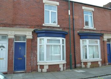 Thumbnail 3 bedroom terraced house for sale in Cromwell Road, South Bank, Middlesbrough