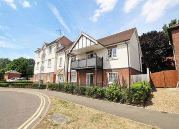 Thumbnail 2 bed flat for sale in Apprentice Drive, New Braiswick Park, Colchester, Essex