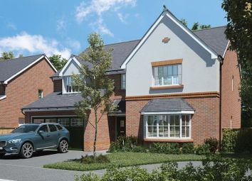 Thumbnail 5 bed detached house for sale in Plot 9, Culcheth Green, Culcheth