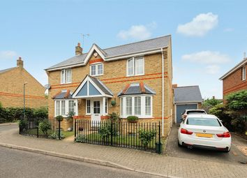 Thumbnail 4 bed detached house for sale in Daphne Close, Great Notley, Essex