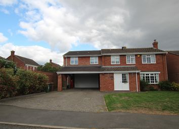 Thumbnail 4 bed detached house to rent in Pepper Street, Inkberrow, Worcester