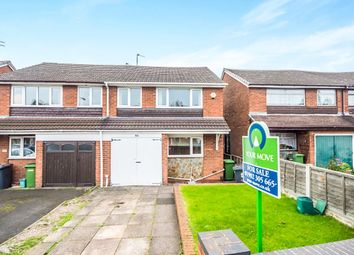 Thumbnail 3 bedroom semi-detached house for sale in Five Oaks Road, Willenhall