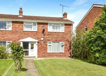 Thumbnail 3 bed end terrace house to rent in Beaulieu Gardens, Blackwater, Camberley