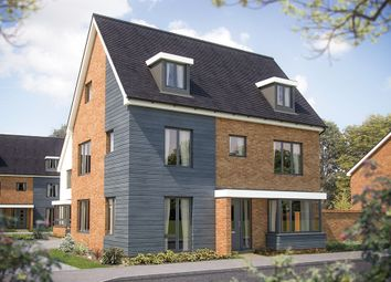 """Thumbnail 5 bed detached house for sale in """"The Warwick"""" at Fields Road, Wootton, Bedford"""