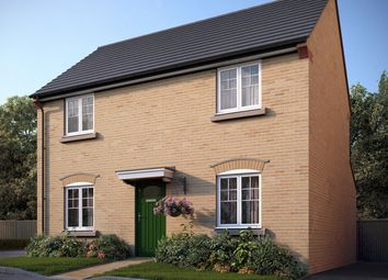 "Thumbnail 4 bed detached house for sale in ""The Deeping"" at Bedford Road, Great Barford, Bedford"