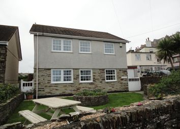 Thumbnail 4 bed detached house to rent in Perran House, Cliff Road, Perranporth