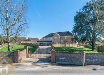 Thumbnail 6 bed detached house for sale in Stoneover Lane, Royal Wootton Bassett, Swindon
