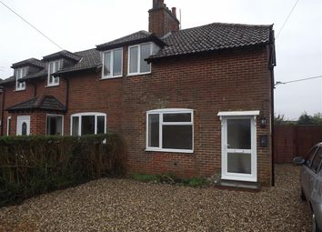 Thumbnail 2 bed property to rent in Panxworth Road, South Walsham, Norwich
