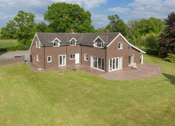 Thumbnail 4 bed detached house for sale in Maesbrook, Oswestry