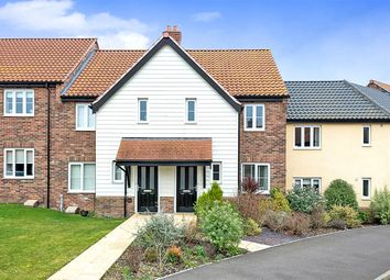 Thumbnail 2 bed terraced house for sale in The Ridings, Poringland, Norwich, Norfolk