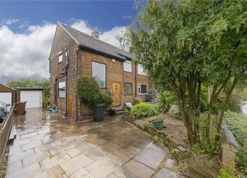 Thumbnail 4 bed semi-detached house for sale in Hillfoot Drive, Pudsey, West Yorkshire