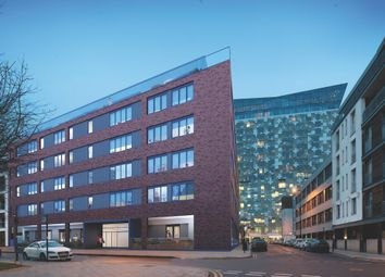 Thumbnail 1 bed flat for sale in Ridley House, Ridley Street, Birmingham