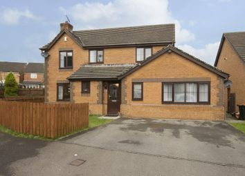 Thumbnail 5 bed detached house for sale in Gerbera Drive, Rogerstone, Newport