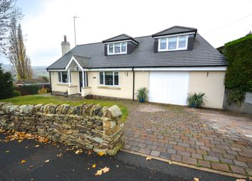 Thumbnail 4 bed detached bungalow for sale in Ridgeway Moor, Ridgeway, Sheffield