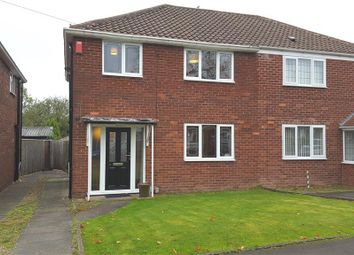 Thumbnail 3 bedroom property to rent in Lilac Avenue, Walsall