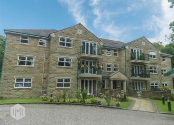 Thumbnail 2 bed flat for sale in Grange Road, Bromley Cross, Bolton, Lancashire