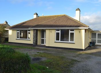 Thumbnail 3 bed detached bungalow to rent in Trenoweth Meadow, Lighthouse Road, The Lizard, Helston