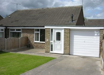 Thumbnail 2 bed detached bungalow to rent in Prescot Close, Mickleover, Derby