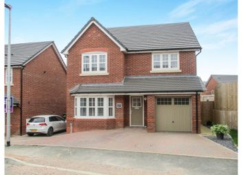 Thumbnail 4 bed detached house for sale in Gernant, Colwyn Bay
