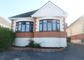 Thumbnail 5 bed bungalow to rent in Wakefield Avenue, Bournemouth