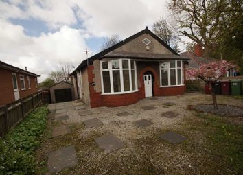 Thumbnail 2 bedroom detached bungalow to rent in Manchester Road, Blackrod, Bolton