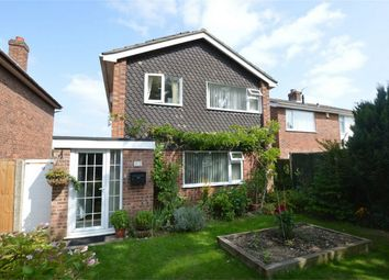Thumbnail 3 bed detached house for sale in Purtingay Close, Eaton, Norwich, Norfolk