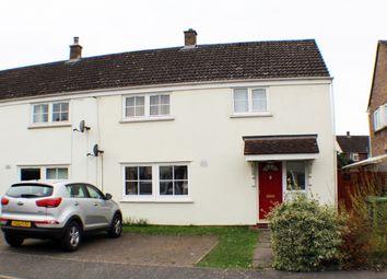 Thumbnail 4 bedroom semi-detached house for sale in Magdalene Close, Cambridge, Cambridgeshire