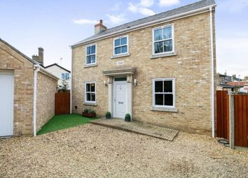 Thumbnail 4 bed detached house to rent in Brook Dam Lane, Soham, Ely