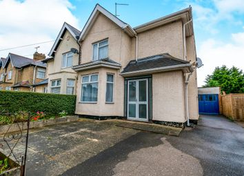 Thumbnail 3 bed semi-detached house for sale in Norman Road, Abington, Northampton