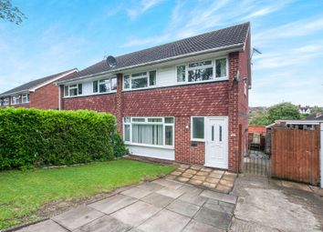 Thumbnail 4 bed semi-detached house for sale in Great Hill Crescent, Maidenhead