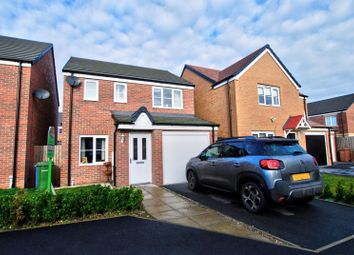 Thumbnail 3 bed detached house for sale in Janaway Road, South Shore Estate, Blyth