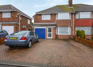 Thumbnail 3 bedroom semi-detached house for sale in Mountgrace Road, Luton