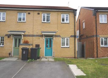 Thumbnail 2 bed end terrace house to rent in Hart Lane, Hartlepool
