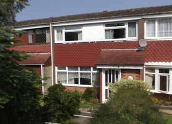 Thumbnail 3 bed terraced house to rent in Athol Close, Quinton, Birmingham