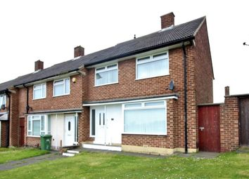 Thumbnail 3 bed end terrace house for sale in High Newham Road, Stockton-On-Tees
