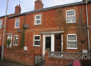 Thumbnail 2 bed terraced house to rent in Caldecote Street, Newport Pagnell, Milton Keynes