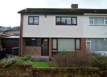 Thumbnail 3 bedroom semi-detached house to rent in Carlton Gardens, Stanwix, Carlisle