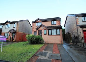 Thumbnail 4 bed detached house for sale in Aurs Glen, Glasgow