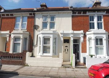 Thumbnail 4 bed terraced house to rent in Bramshott Road, Southsea