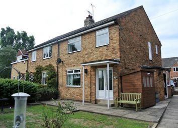 Thumbnail 3 bed semi-detached house to rent in Leeds Road, Tadcaster