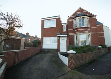 Thumbnail 1 bed end terrace house to rent in Monks Road, Exeter