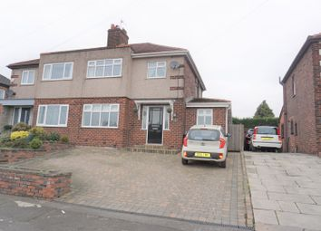 Thumbnail 4 bed semi-detached house for sale in East Lancashire Road, Manchester
