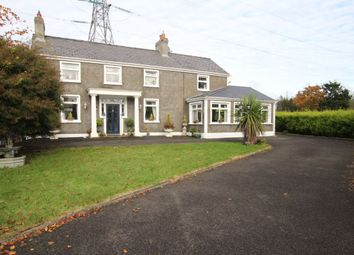 Thumbnail 4 bedroom detached house for sale in Lisglass Road, Carrickfergus