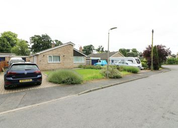 Thumbnail 3 bed detached bungalow for sale in Greenfields, East Harling, Norwich