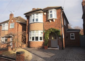 Thumbnail 3 bed detached house for sale in Chelwood Road, Chellaston
