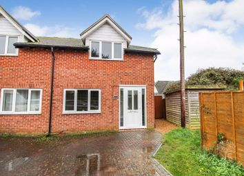 Thumbnail 2 bed semi-detached house for sale in Hideaway, Chapel Street, Thatcham