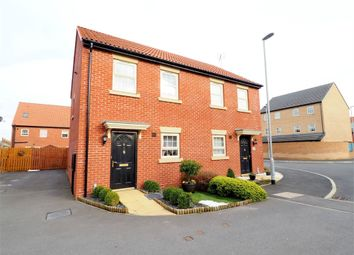 Thumbnail 2 bedroom semi-detached house for sale in Windmill Close, Sutton-In-Ashfield, Nottinghamshire
