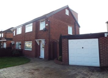 Thumbnail 4 bed semi-detached house for sale in Holmville Road, Higher Bebington, Wirral